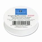 Sparco Fingertip Moistener,Odorless,Greaseless,Hygienic,3/8 oz. (SPR01569)