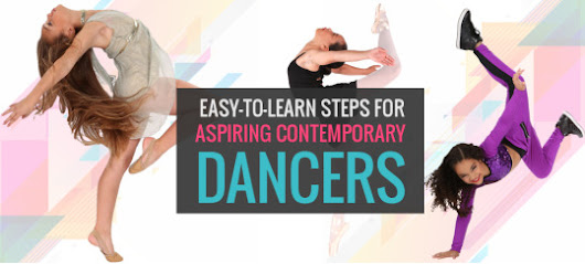 Easy-to-learn Steps For Aspiring Contemporary Dancers