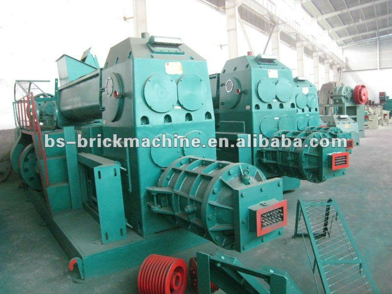 full automatic Mud brick making machine