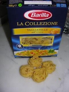 İtalyan Usulü Tagliatelle