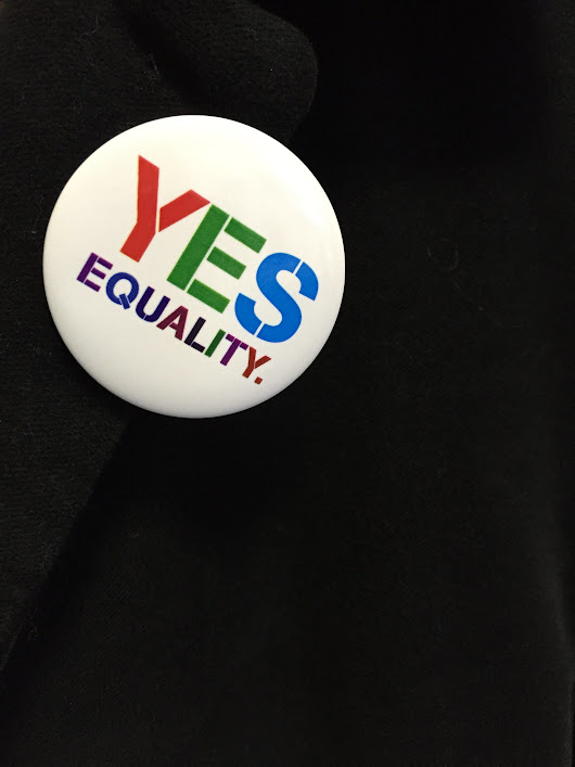 "Why I Would Vote ""Yes"" for Equality 