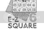 Cover of Werner Miller's E-Z Square 6