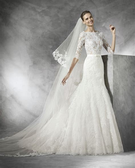 Pronovias Wedding Dresses   Style Timy [Timy]   $2,570.00