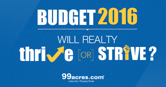 Real Estate And Budget 2016-17