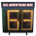 JUGS R2022 LED 3-Digit Wireless 24 Inch Readout Display