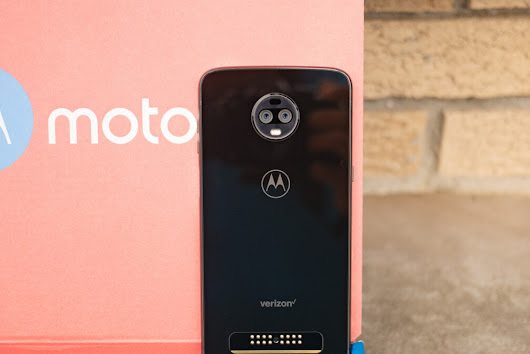 Moto Z3 receives Android 9.0 Pie update with 5G support (technically) enabled