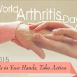 World Arthritis Day 2015: 'It's in Your Hands, Take Action'