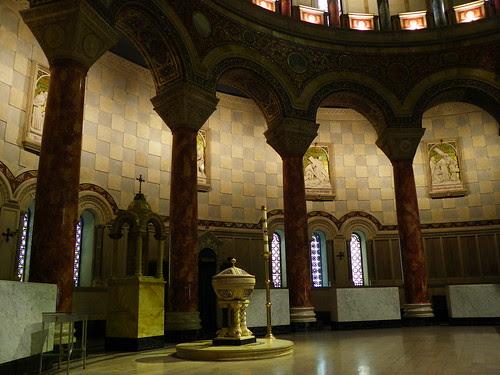 The Cathedral Basilica of Saint Louis , Missouri