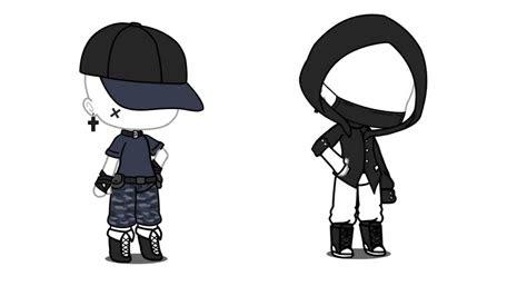pin  popa florina  gacha life   anime outfits