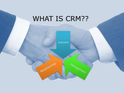 What is CRM? Odyssey CRM.