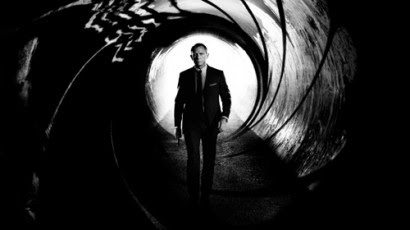 First Look: The New Bond Movie