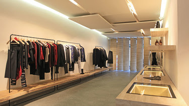 Isabel Marant London Store Franklin Azzi Architecture