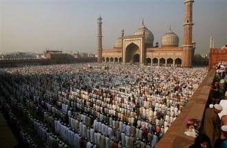 مسجد  في الهند
