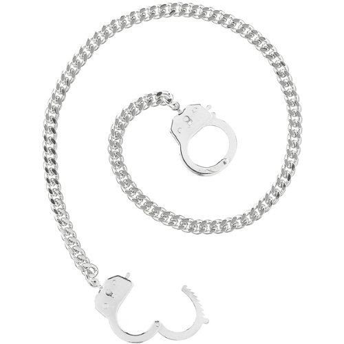 Nancy Grace silver necklace look alike