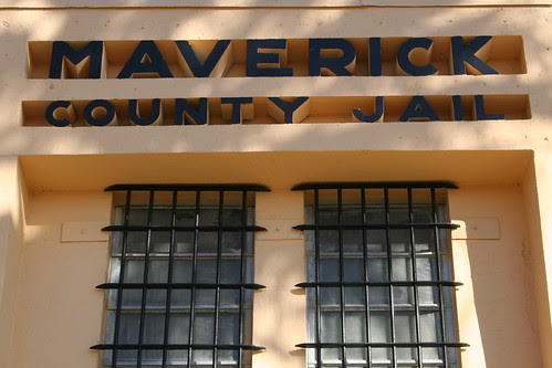 maverick county jail letters