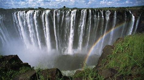 biggest waterfalls chutes wageniaboyoma falls infy world