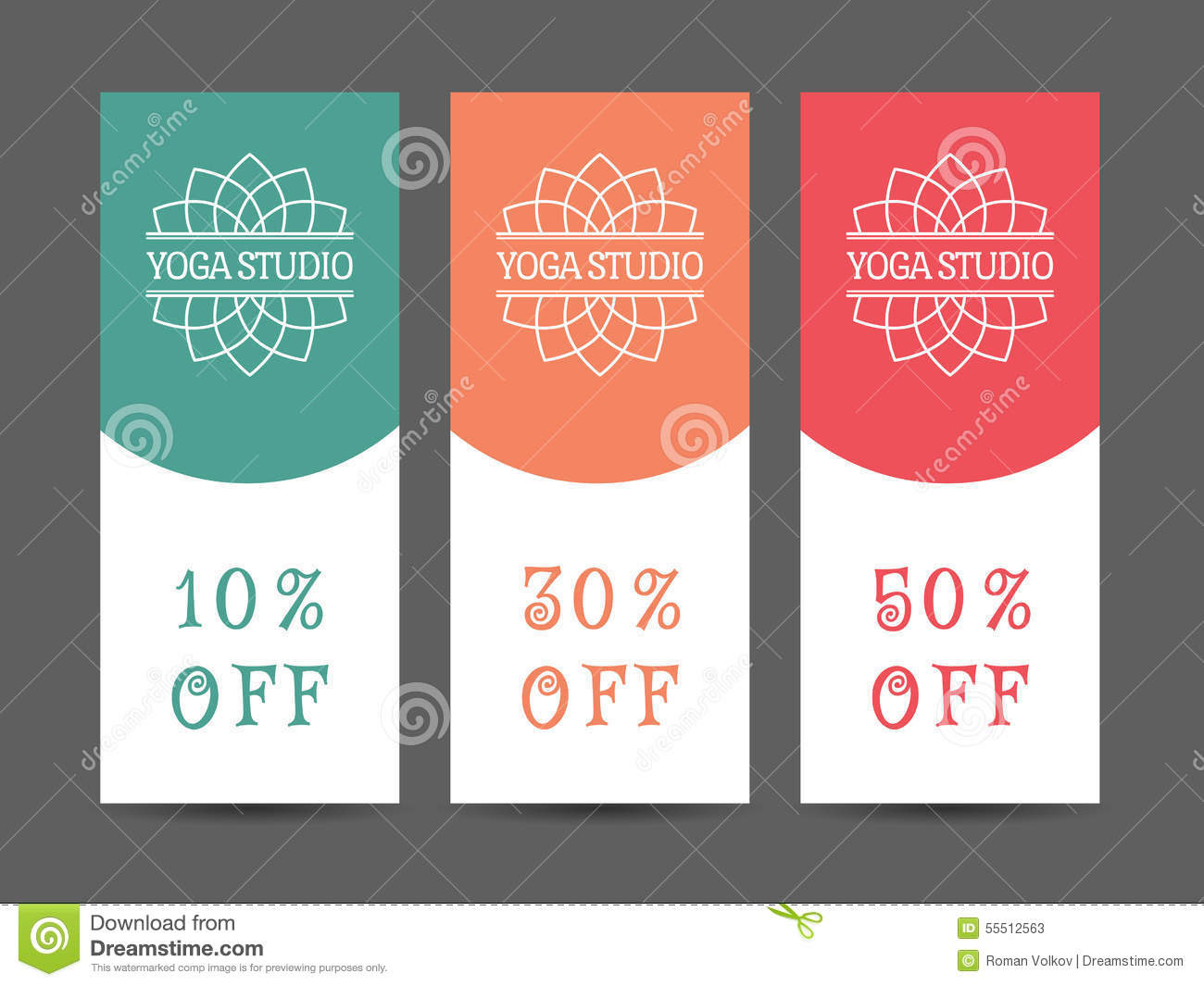 Editable Coupon Template