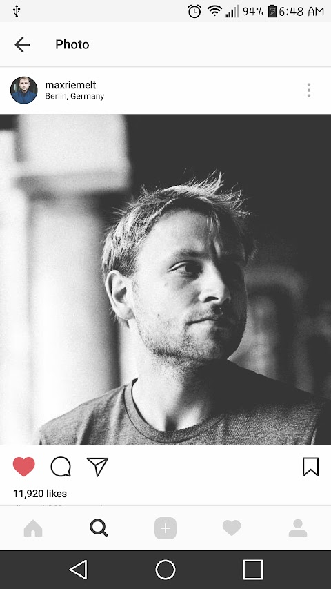 I am in love with Max Riemelt!
