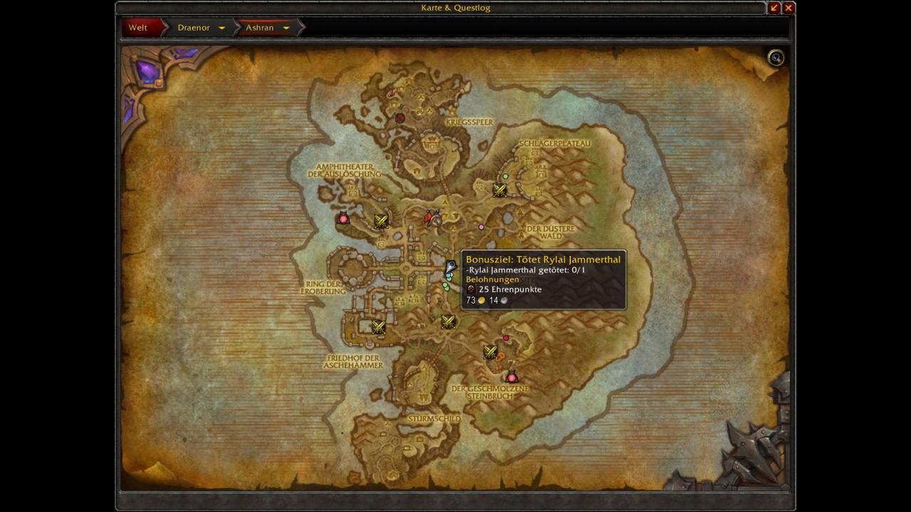 World Of Warcraft Pvp In Ashran Voll Toll Oder Voll Daneben