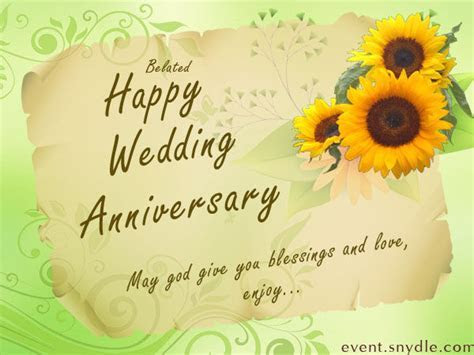 Happy Belated Wedding Anniversary Quote Pictures, Photos