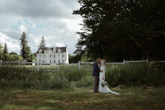 This Groom Pulled Off a Surprise Garden Wedding in France!