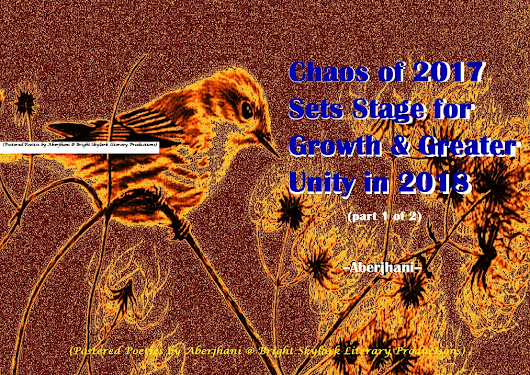 Chaos of 2017 sets stage for growth and greater unity in 2018 (part 1 of 2)