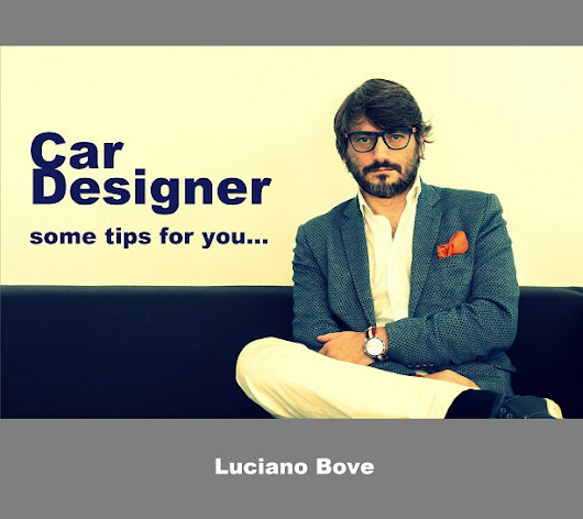 Sketching Cars Together LIVE with Luciano Bove –