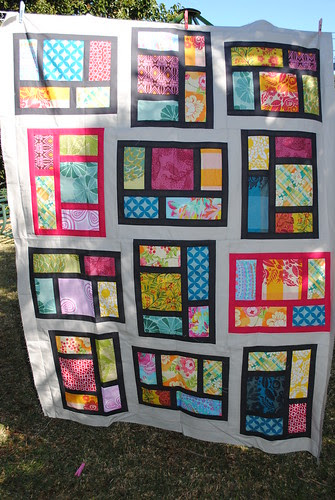 Kitchen Window Quilt #2