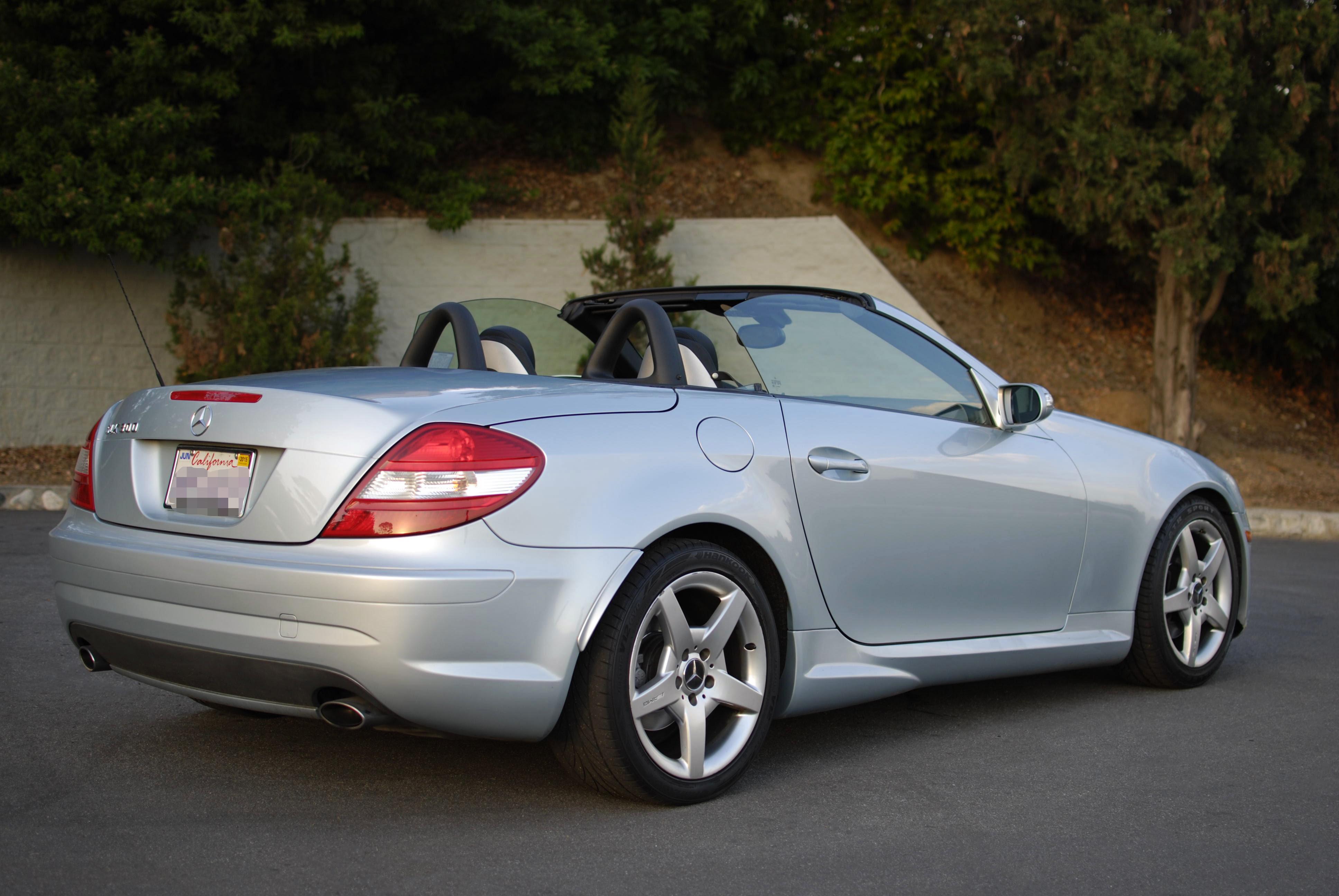 2006 SLK 280 low price in California - Mercedes Benz SLK Forum