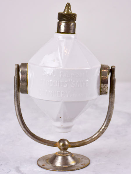 Antique French Wall Mounted Soap Dispenser Chez Pluie