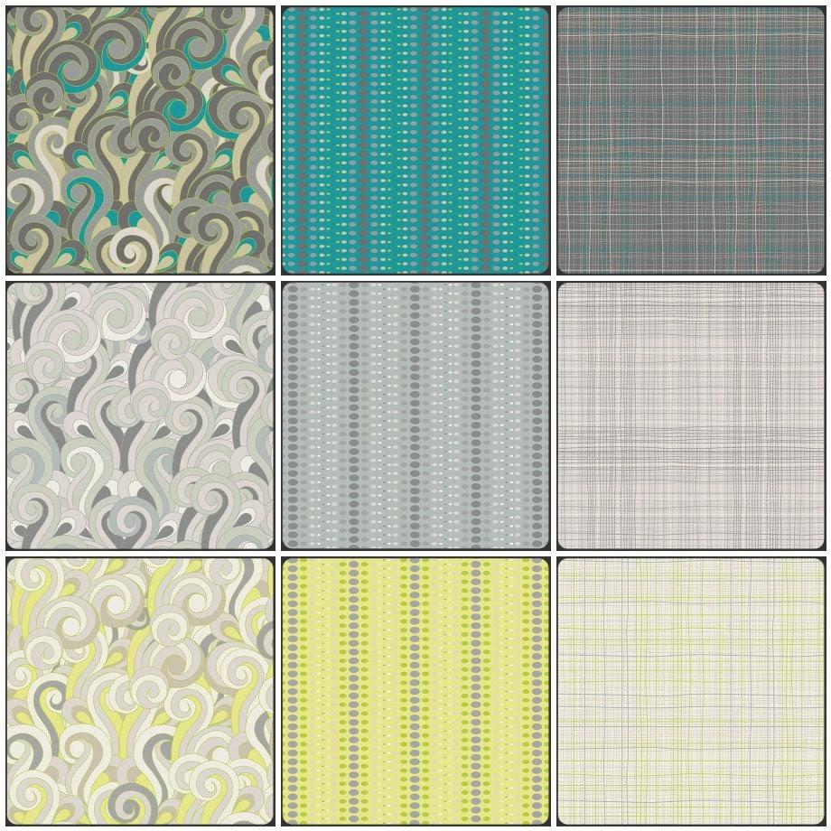 Textures by Angela Walters -  9 Half Yard Bundle