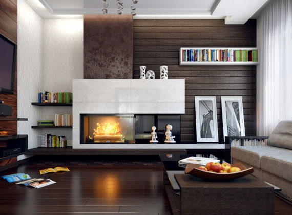 Interesting Living Room Decoration Ideas To Inspire You 2
