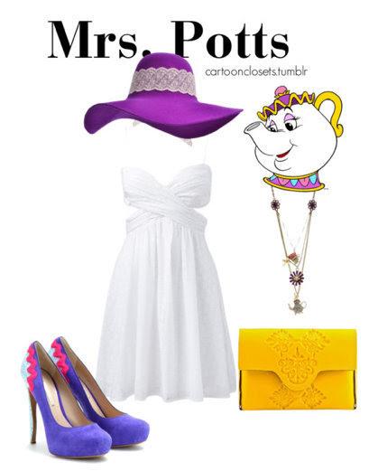 Sra. Potts-Compre aqui