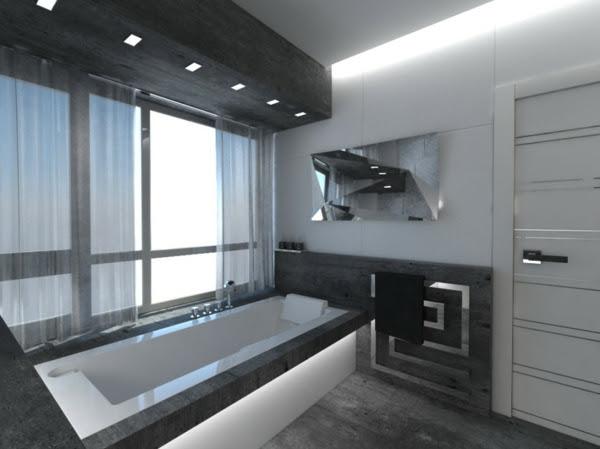 1001+ Ideen für Badbeleuchtung Decke - effektvolle und ...