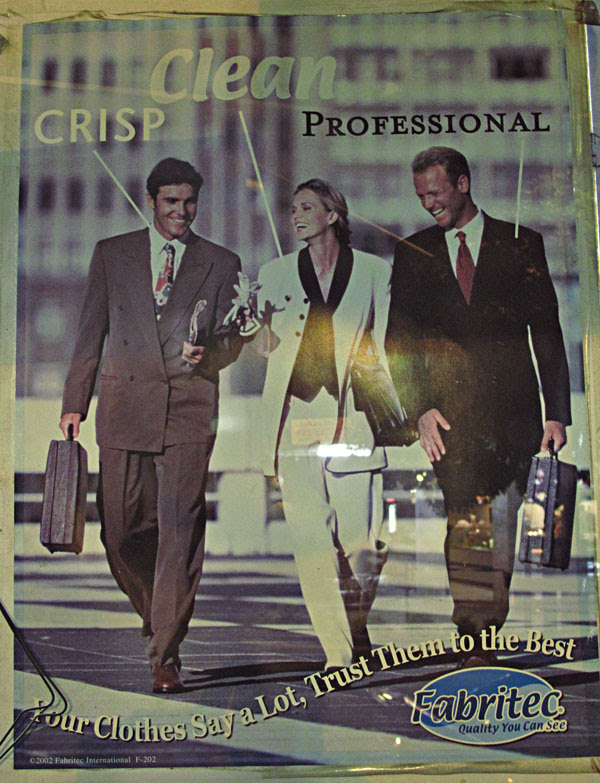 Crisp Clean Professional