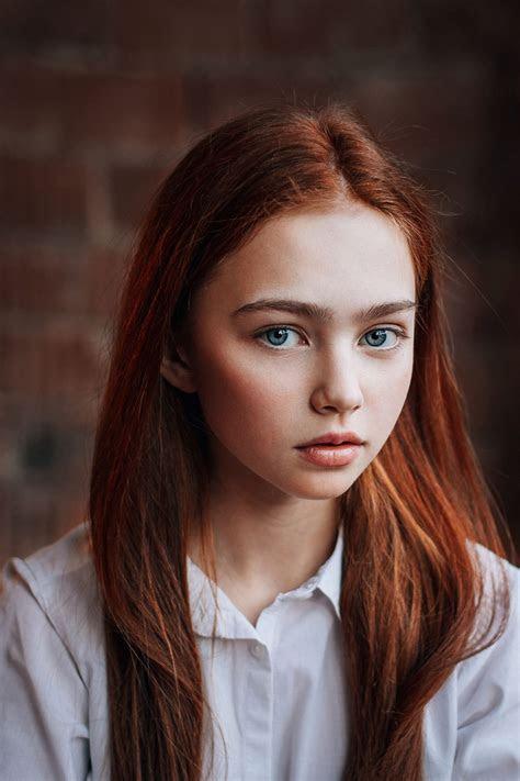 pretty faces redheads  sfw natural red hair