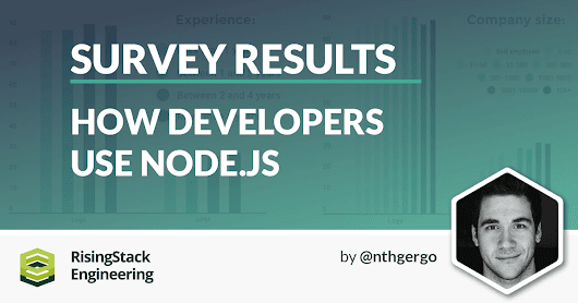 How Developers use Node.js - Survey Results | @RisingStack