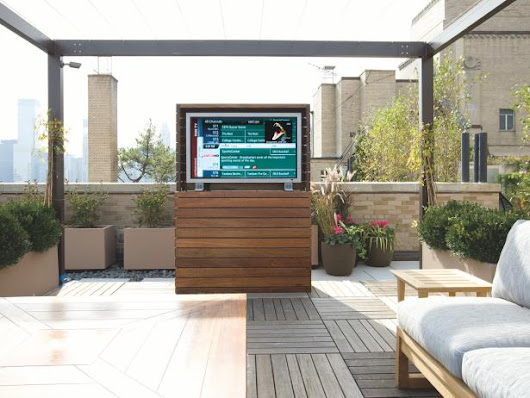 8 Clever Outdoor Technology Trends