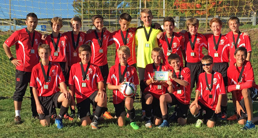 Middlesex Phantoms: U14 Boys, Champions in Connecticut Football Club's Columbus Day Soccer Tourney | The Bedford Citizen