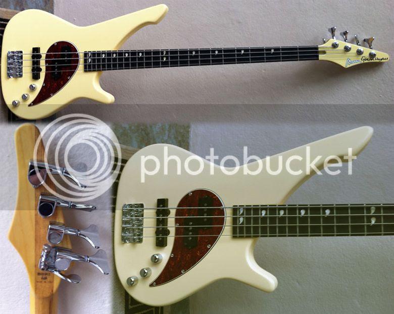 Glenn Hughes Yamaha Bass