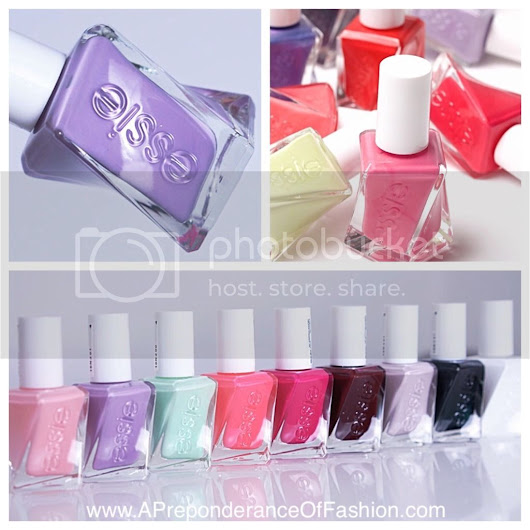 Essie Gel Couture Fashion Law Patent