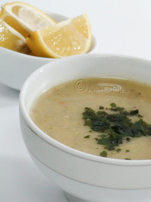 Chicken & Oats Soup1