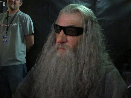 photo tournage coulisse cinema Lord of the Rings 30 Photos sur des tournages de films #2  photo featured cinema 2 bonus