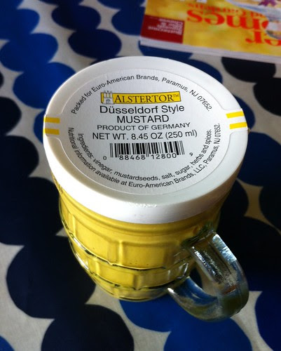 Mustard from Piggly Wiggly, Elkhorn, WI