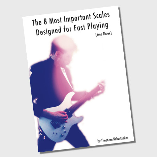 The 8 Most Important Scales Designed for Fast Playing