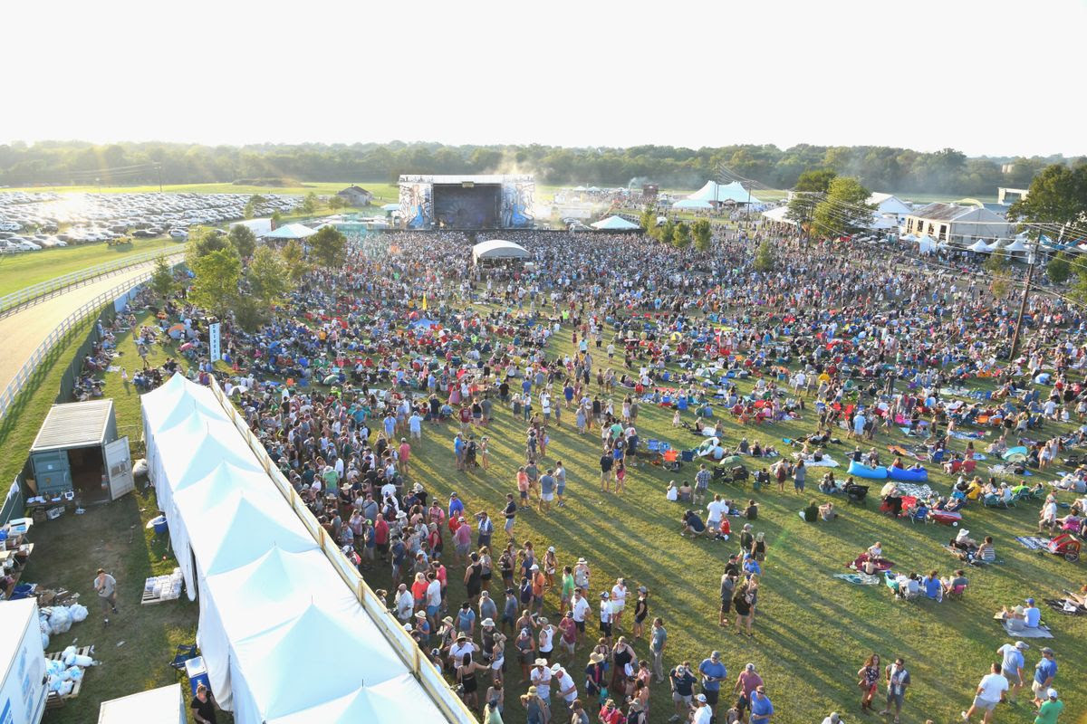 FRANKLIN, TN - SEPTEMBER 24:  A view of the grounds during Pilgrimage Music & Cultural Festival on September 24, 2017 in Franklin, Tennessee.  (Photo by Erika Goldring/Getty Images for Pilgrimage Music & Cultural Festival)