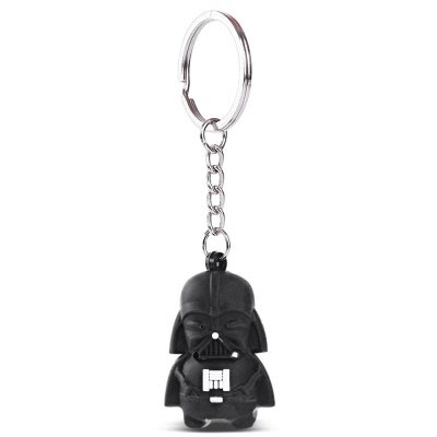 Black Soldier Key Ring Pendant Movie Product-0.50 Online Shopping| GearBest.com