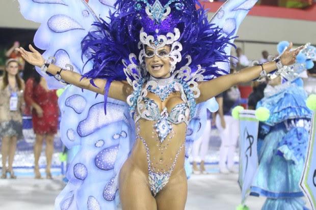 Shayene Cesário (Foto: Daniel Pinheiro /AgNews)