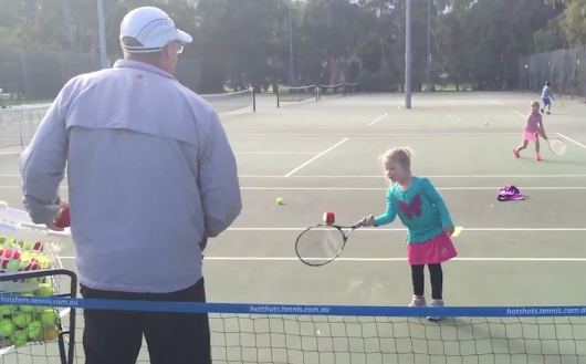 <title>Tennis Drills for 3 and 4 Year Olds - Peter Clark's Tennis Coaching | Adelaide</title>