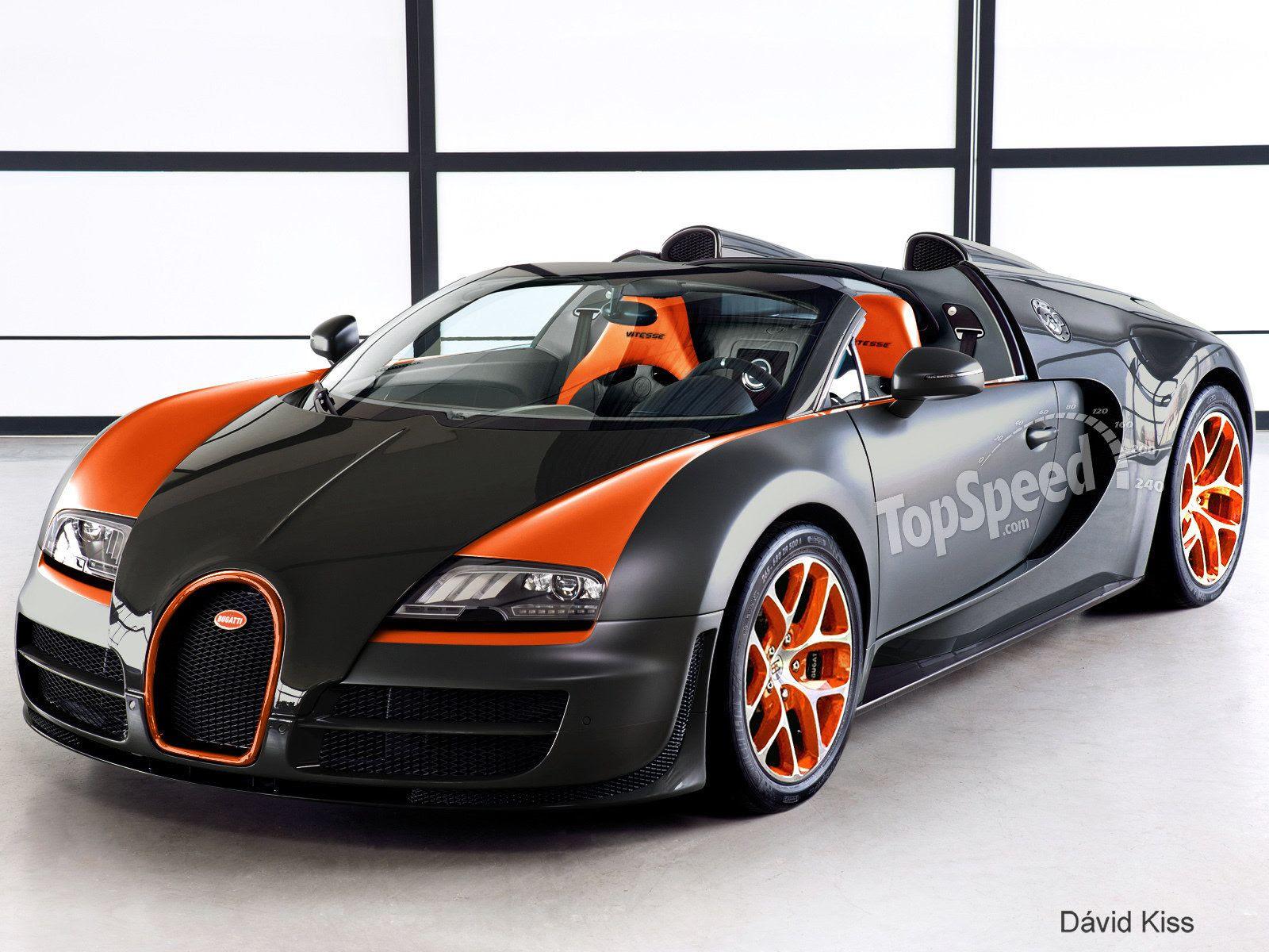 2013 Bugatti Veyron Vitesse WRC Limited Edition - Picture ...